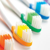 Tooth brushes photo
