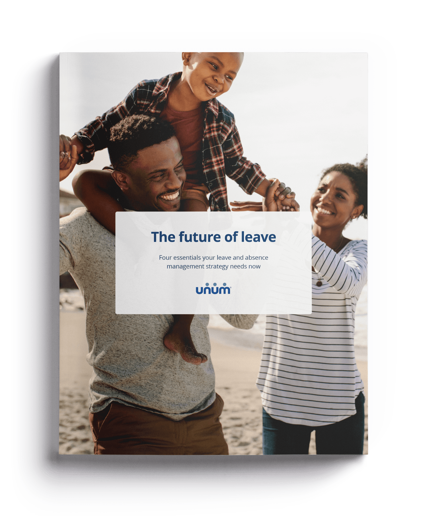 The future of leave ebook cover image