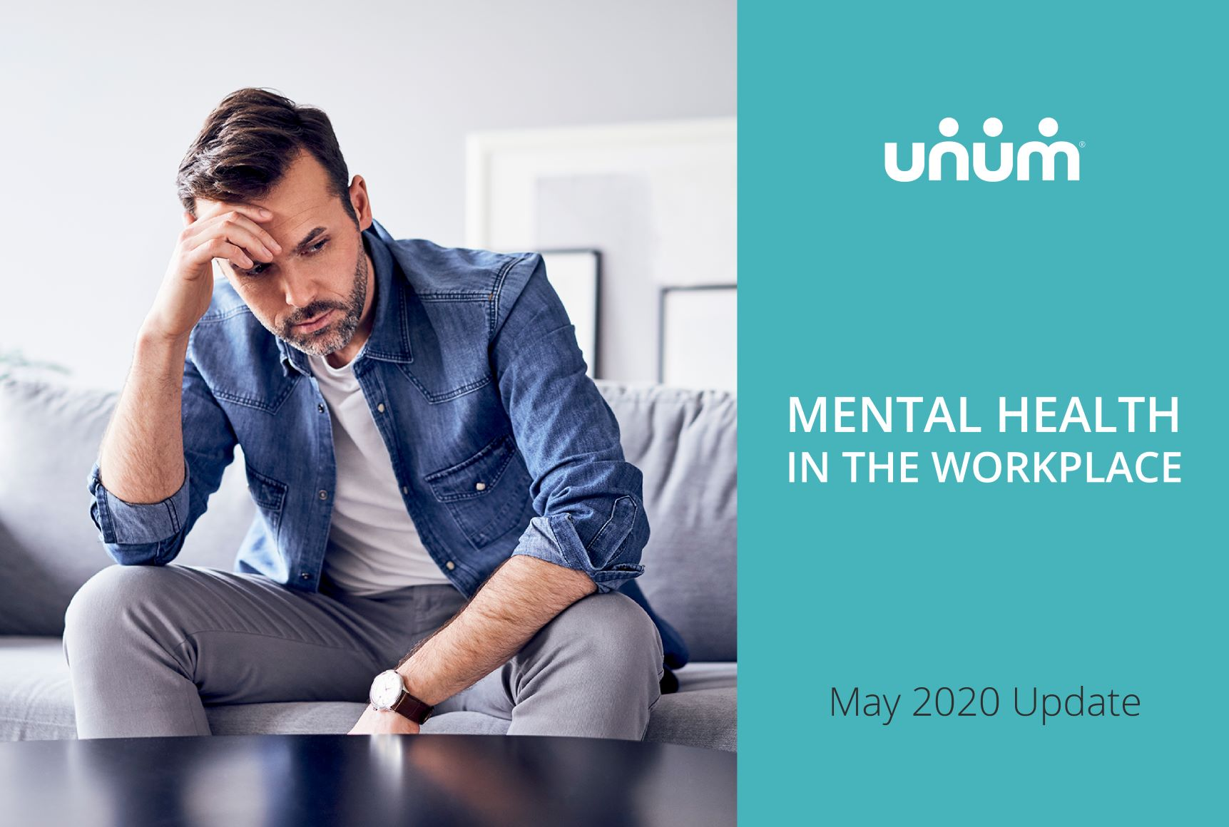 2020 mental health report cover