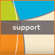 support square icon graphic