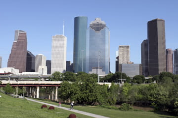 Houston city photo