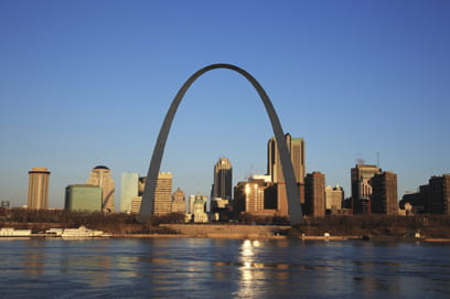 St. Louis city photo