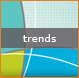 trends square icon image