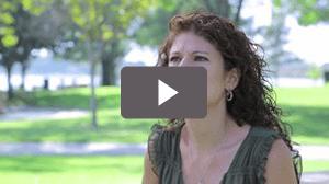 Marina testimonial video